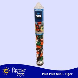 Plus Plus Mini - Tiger