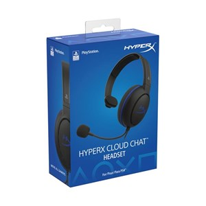 HEADSET HIPERX CLOUD CHAT HEADSET PS4