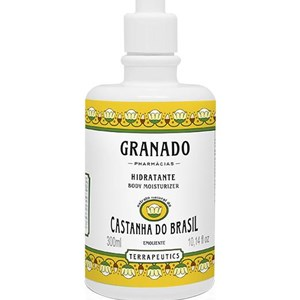 Hidratante Granado Body Moisturizer Castanha do Brasil