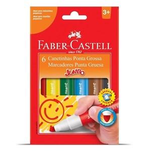 Canetinha Ponta Grossa Jumbo - Faber- Castell