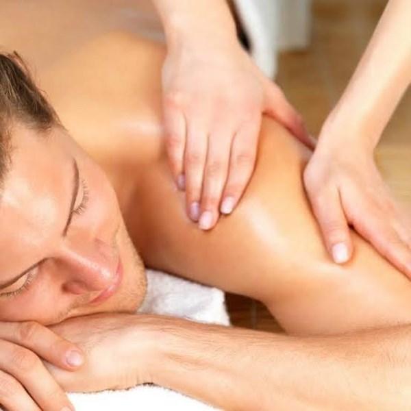 Massagem Caapuã Relax 60'