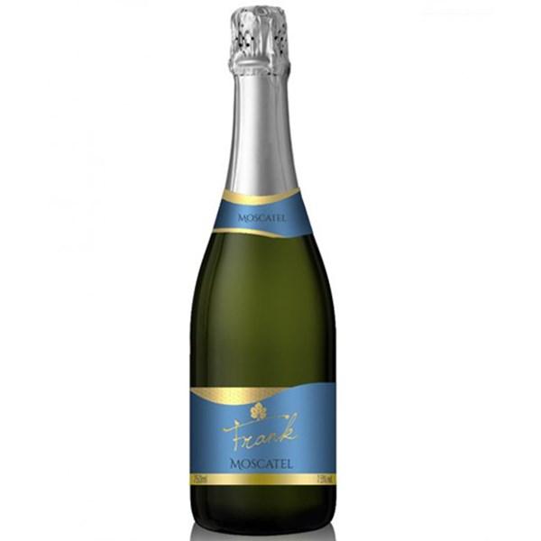 Vinho Espumante Moscatel 750ml - Frank
