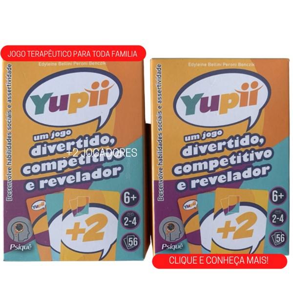 Yupii - Um Jogo Terapêutico e Divertido Para Toda a Família!