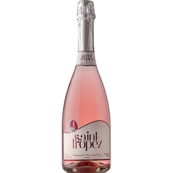 Espumante Moscatel Rosé Saint Tropez - 750ml