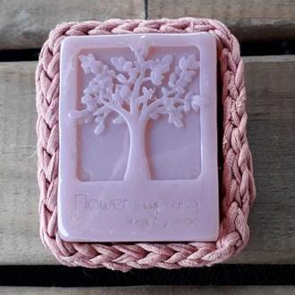 Sabonete de Vinho Tinto - Árvore da Vida artesanal