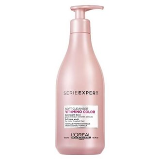 Shampoo Soft Cleanser Vitamino Color
