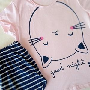 Pijama Infantil Menina