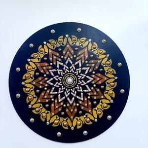 Mandala Dourada