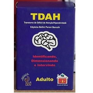 Baralho do TDAH- Adulto