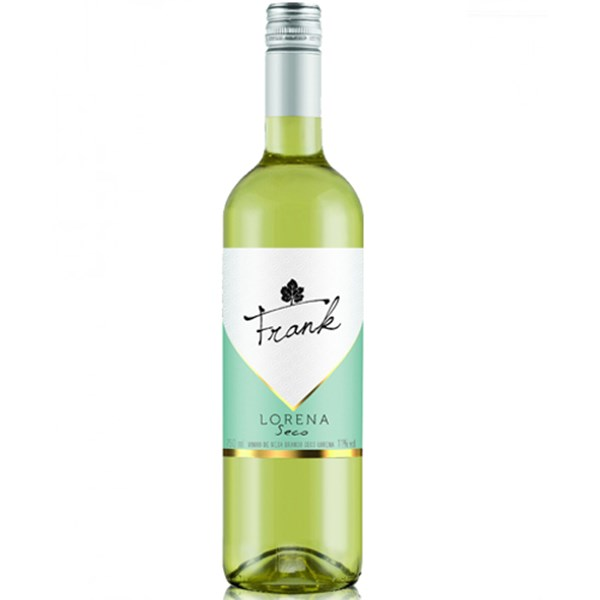 Vinho Fino Branco Lorena Seco 750ml - Frank