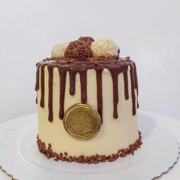 Bolo chocolatudo aro 11