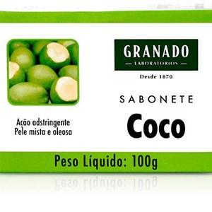 Sabonete Granado Coco