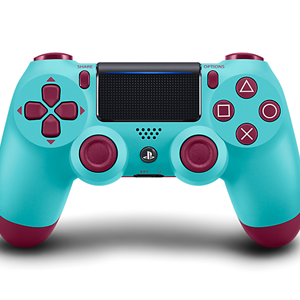CONTROLE SONY DUALSHOCK 4 BERRY BLUE SEM FIO - PS4
