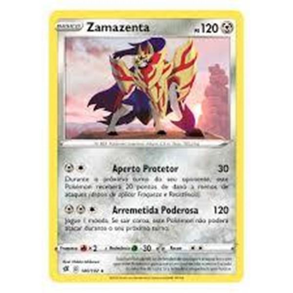 Deck Pokémon Zamazenta- Espada e Escudo Copag