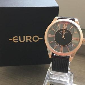 Relógio Euro Ouse Ser Você Mesma