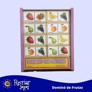 Dominó de Frutas