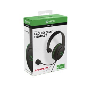 HEADSET HIPERX CLOUD CHAT HEADSET XBOX ONE