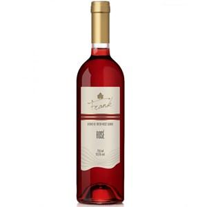 Vinho Bordô Rosé Suave 750ml - Frank