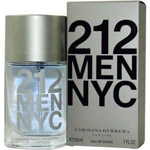 212 Men NYC- Perfume Masculino- Eau de Toilette
