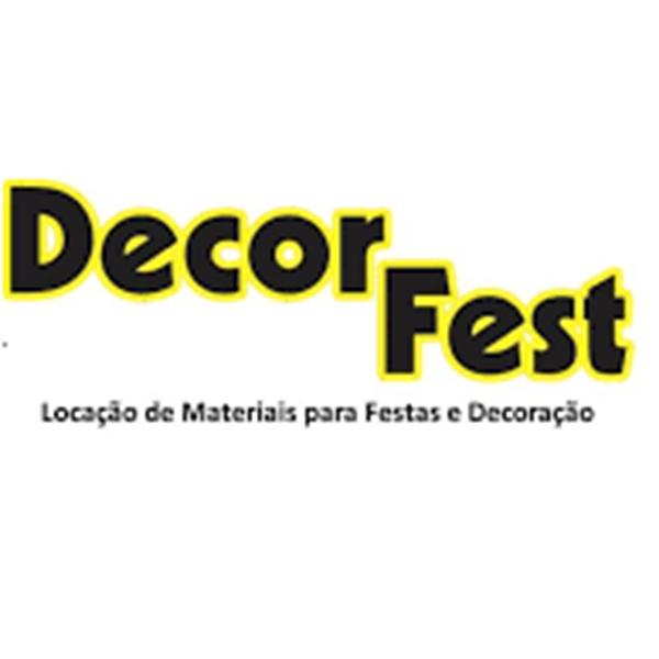 Decorfest - Decoração e Aluguel de Materiais para Festas